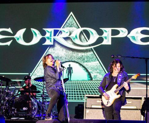 20. Open road fesztivál 2019 – zárónap – Europe koncert