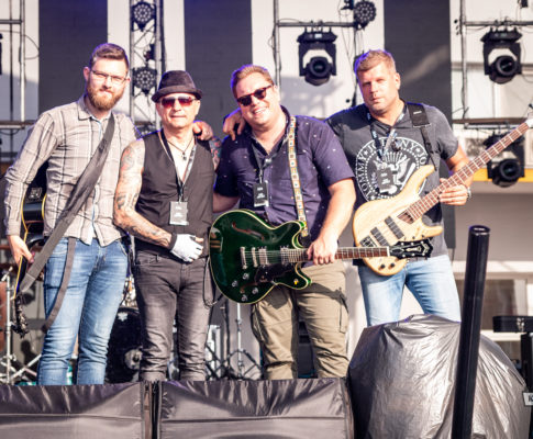 Dirty Slippers @ Arad Open Air Festival